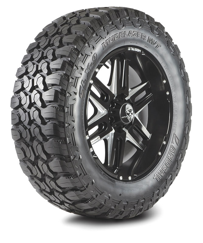 LT 35 12.5 20 - CLX9 Mudblazer M/T - 10PR *Only 2 Available*